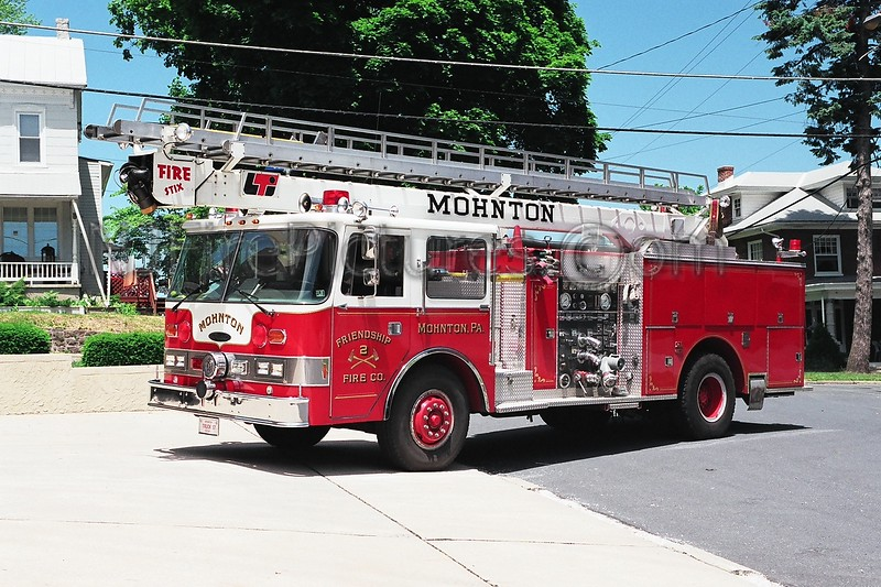 Mohnton Quint 57 - 1980 Pierce Arrow/LTI/Fire Stix 1000/400/55'