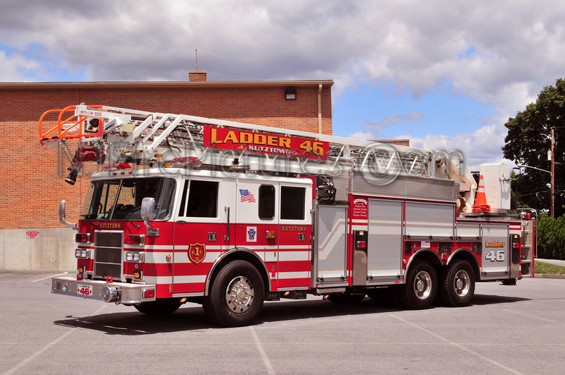 KUTZTOWN, PA LADDER 46