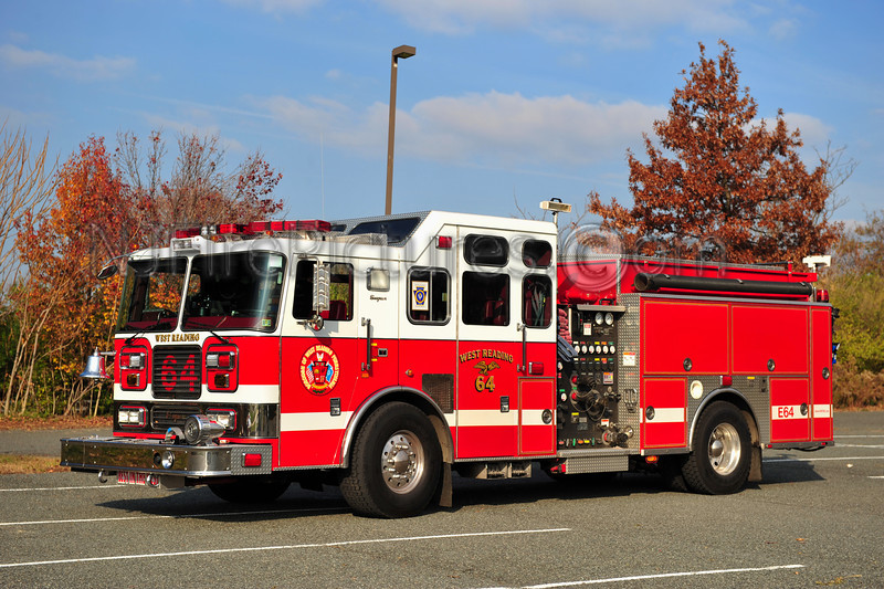 WEST READING, PA ENGINE 64