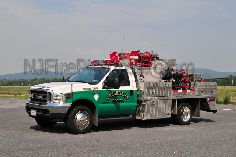 Bern Twp (Greenfields Fire Co.) Brush 55