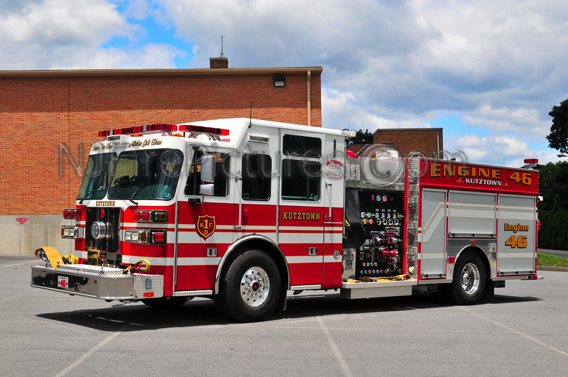 KUTZTOWN, PA ENGINE 46