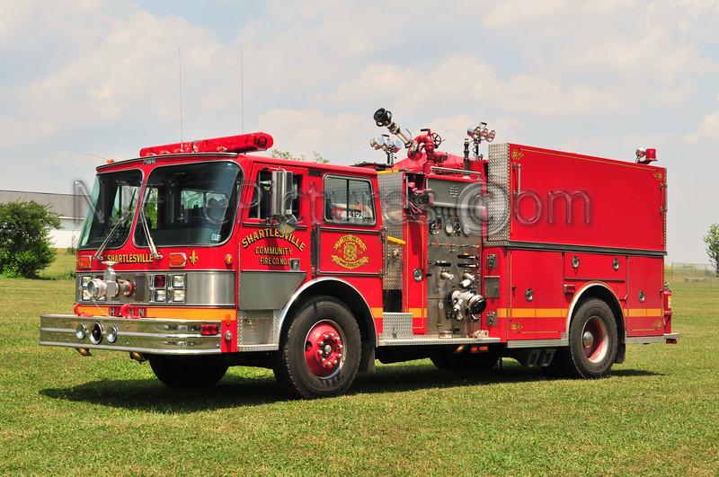 SHARTLESVILLE, PA ENGINE 44-2