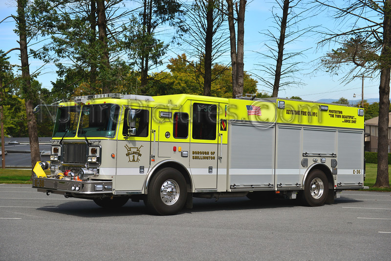 SHILLINGTON, PA ENGINE 36