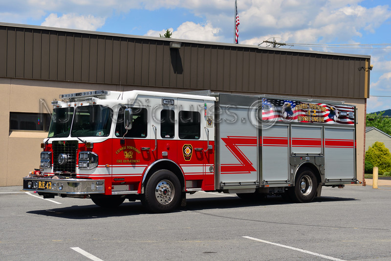 CUMRU TOWNSHIP, PA RESCUE-ENGINE 42 GRILL FIRE CO.