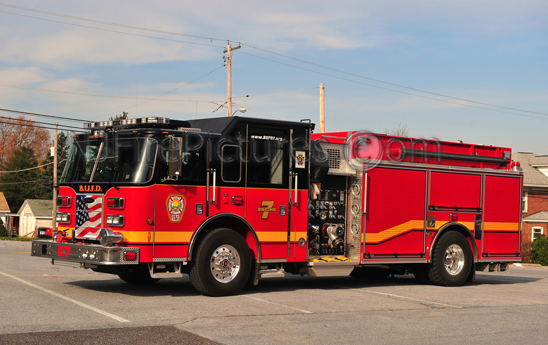 BIRDSBORO ENGINE 7 - 2012 PIERCE SABER 1750/1700