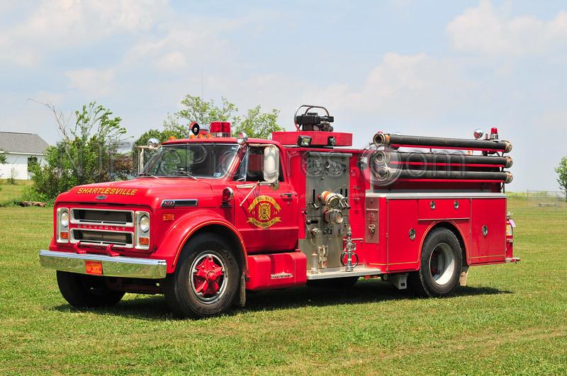 SHARTLESVILLE, PA ENGINE 41-3