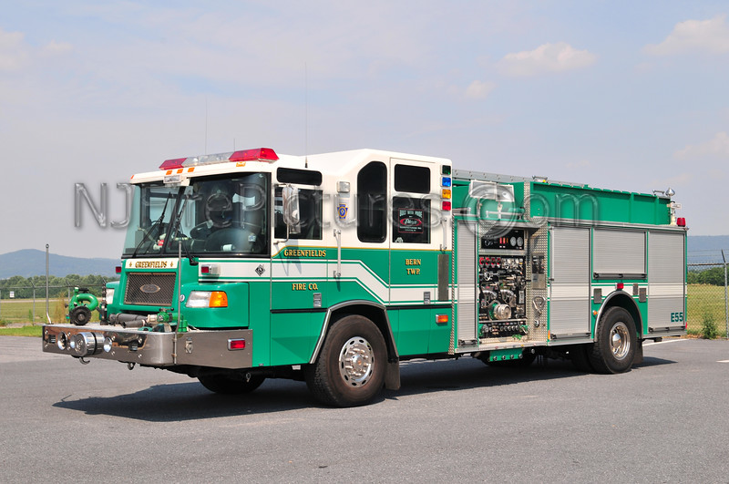 Bern Twp (Greenfields Fire Co.) Engine 55