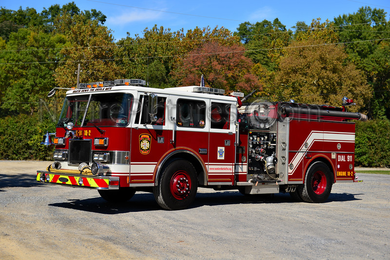 WESTERN BERKS FIRE SINKING SPRING, PA ENGINE 18-2