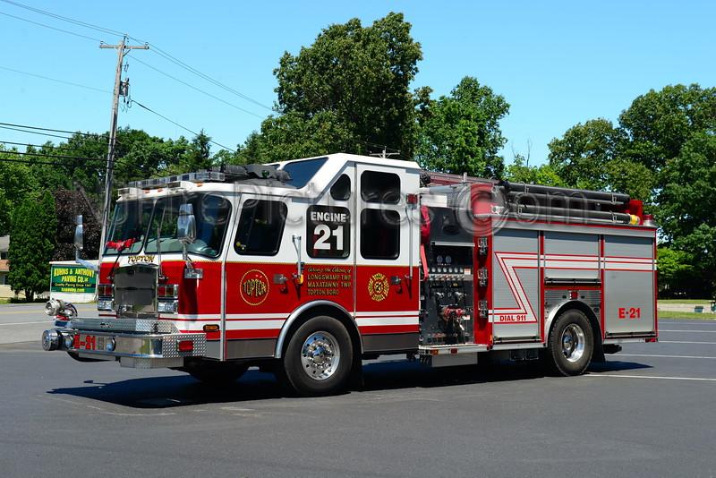TOPTON, PA ENGINE 21