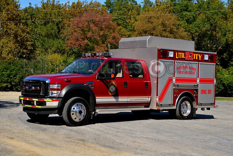 WESTERN BERKS FIRE SINKING SPRING, PA UTILITY 18-2