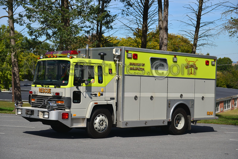 SHILLINGTON, PA RESCUE 36