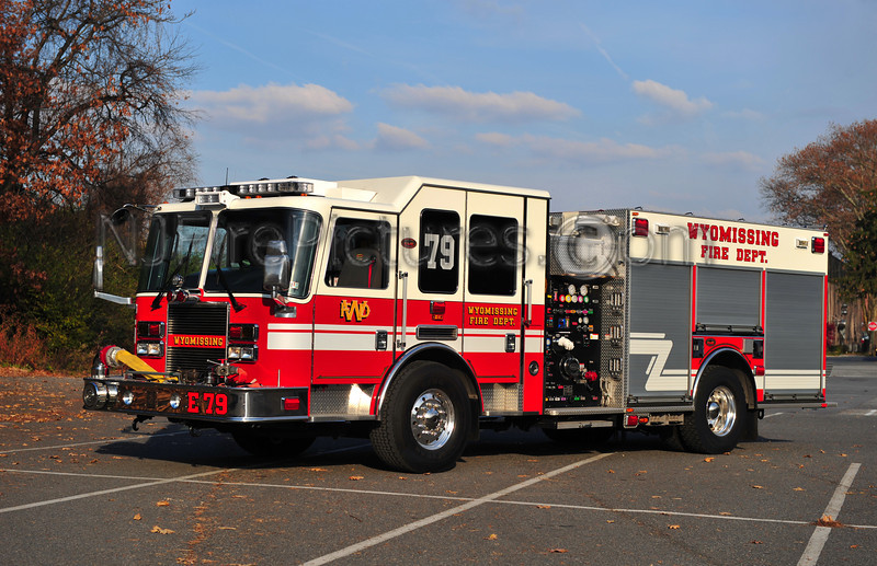 WYOMISSING ENGINE 79 - 2009 KME PREDATOR 1500/500/30