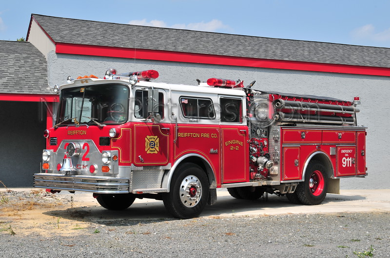 EXETER TWP, PA ENGINE 2-2