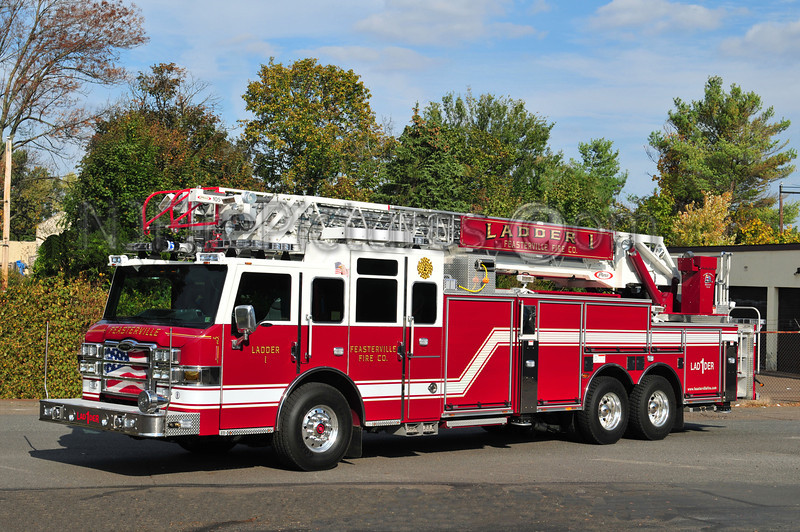 FEASTERVILLE, PA LADDER 1