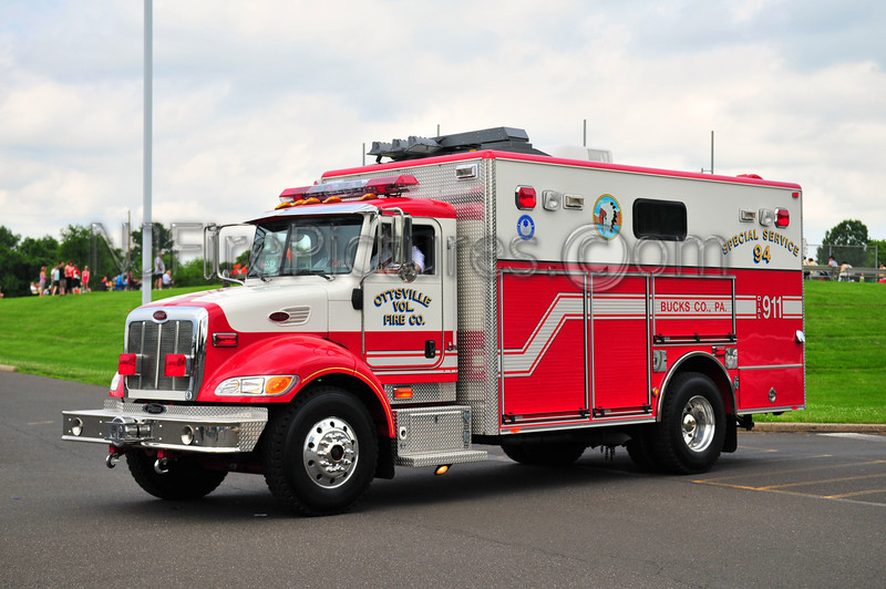 OTTSVILLE, PA SPECIAL SERVICE 94