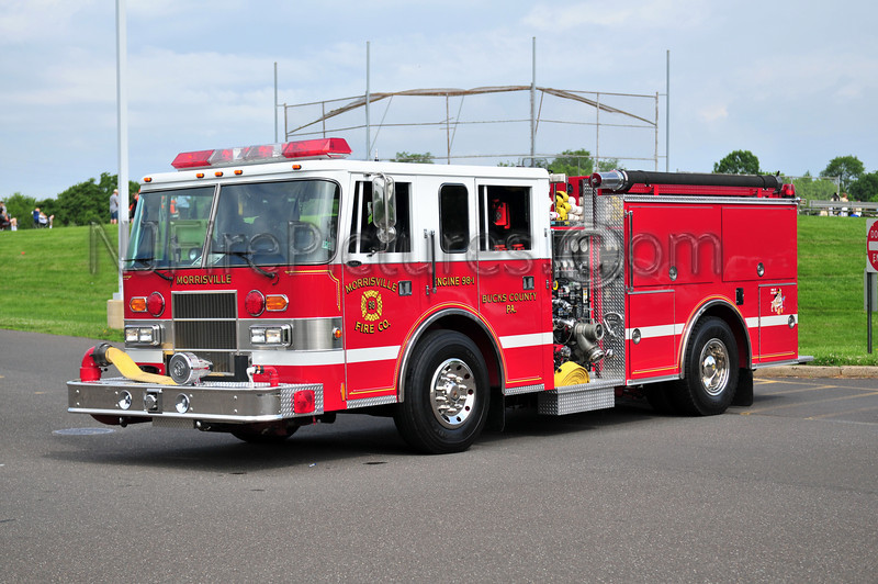 Morrisvile Engine 98-1 - 1996 Pierce 1250/750