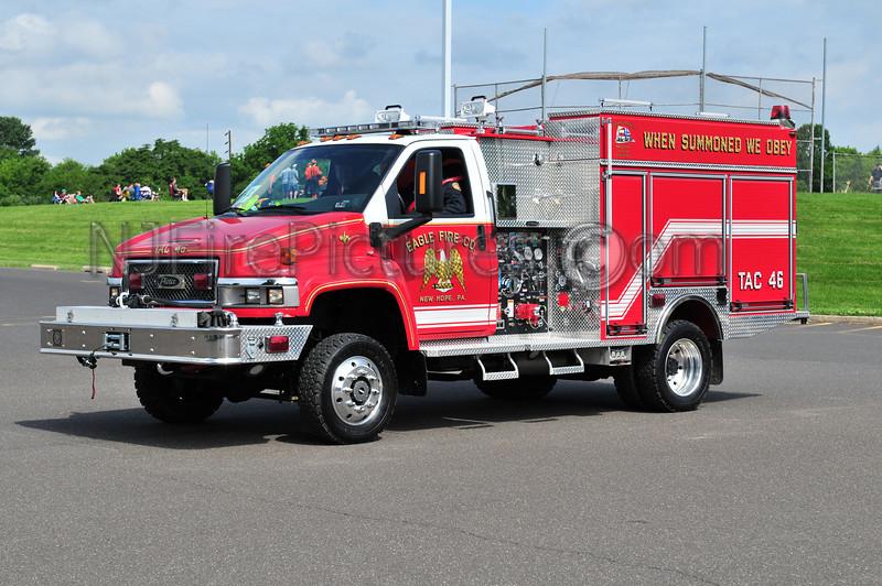 New Hope TAC-46 - 2007 GMC/Pierce 500/300/25A