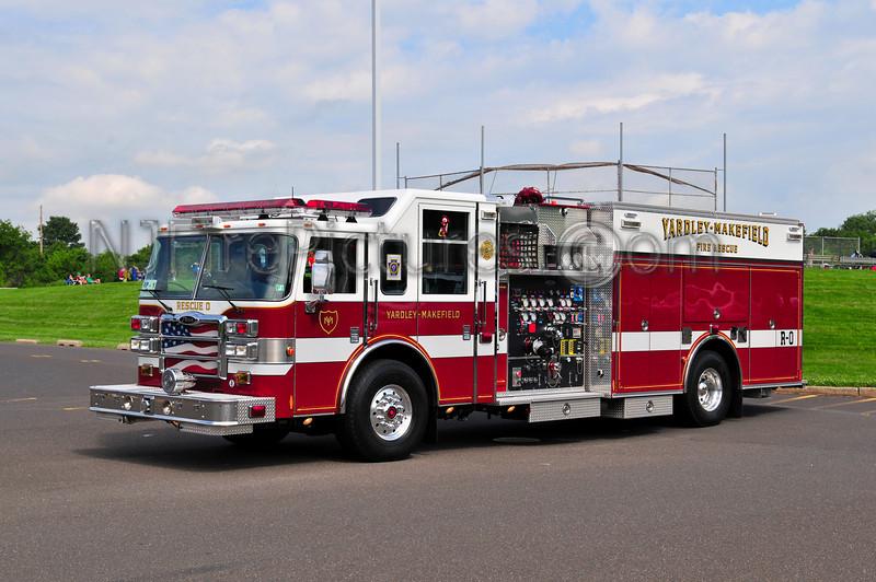 Yardley-Makefield Rescue 0 - 2007 Pierce Dash 2000/750/50