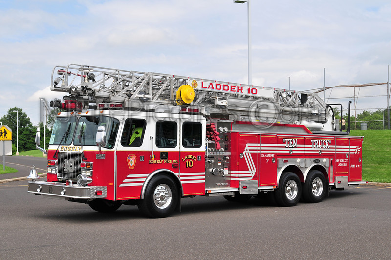 EDGELY, PA LADDER 10