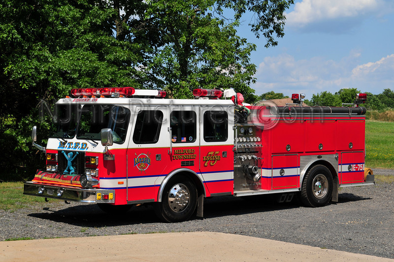 MILFORD TWP, PA. ENGINE 75