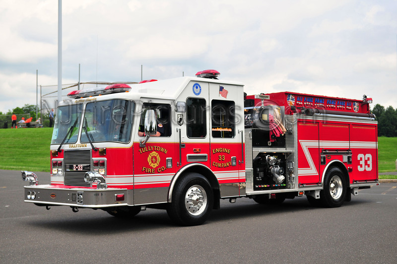 TULLYTOWN, PA ENGINE 33