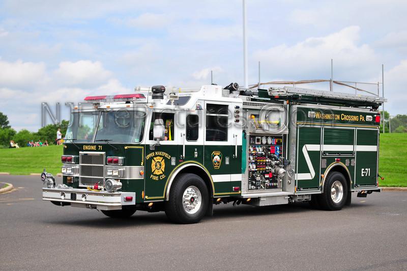 Upper Makefield Engine 71 - 2004 Pierce Dash 2000/1000/40A