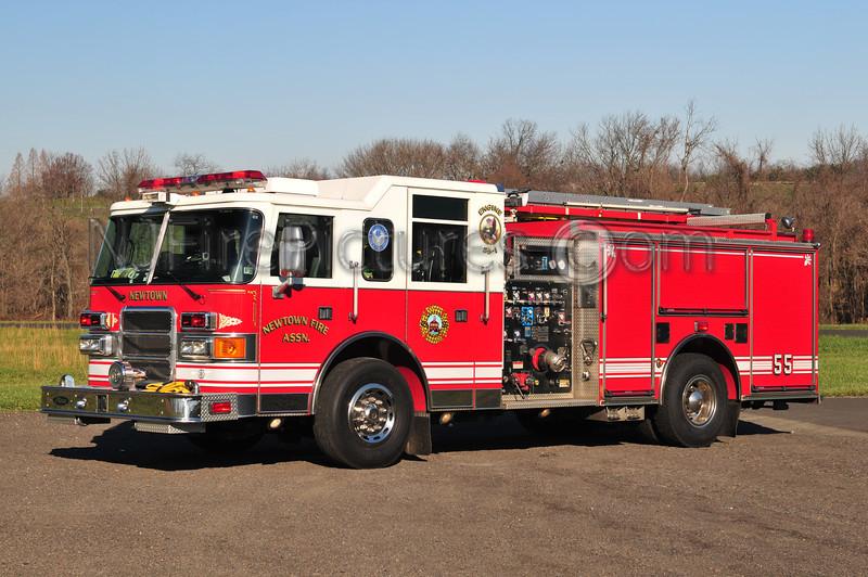 NEWTOWN, PA ENGINE 55-1