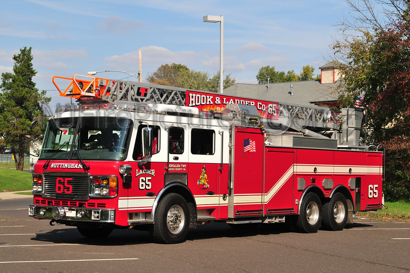 BENSALEM TWP (NOTTINGHAM FIRE CO.) LADDER 65