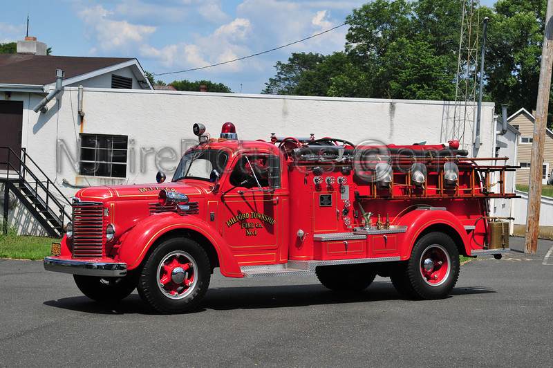 MILFORD TOWNSHIP, PA ENGINE 1
