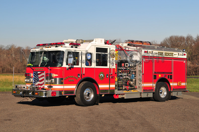 NEWTOWN, PA RESCUE 45