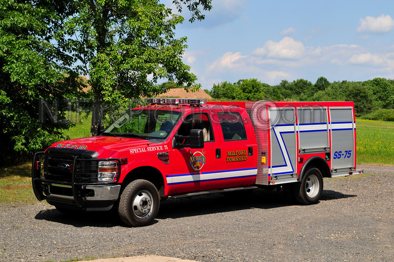 MILFORD TWP. SPECIAL SERVICE 75
