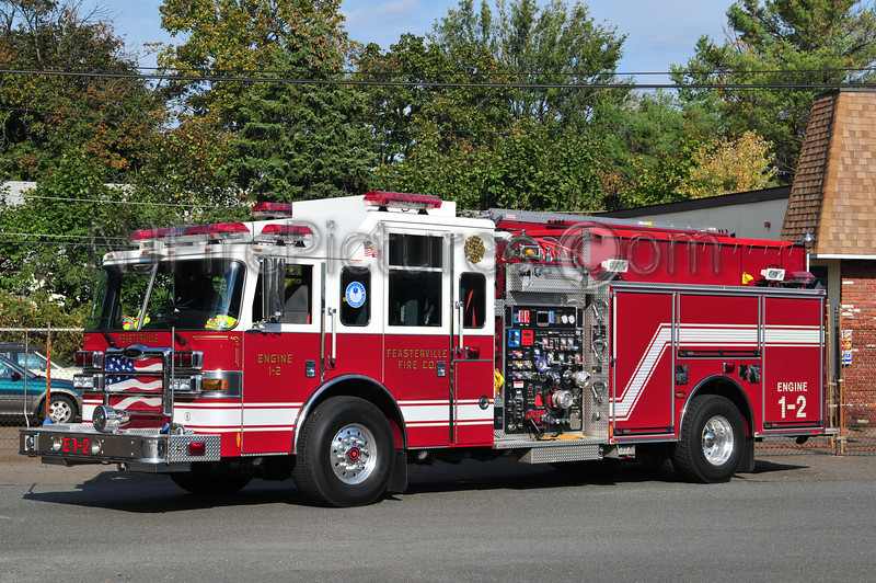 FEASTERVILLE, PA ENGINE 1-2