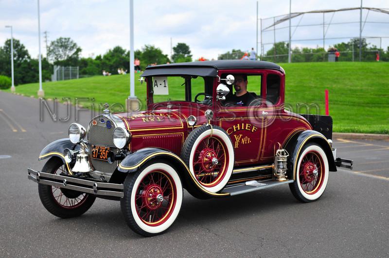 Yardley Chiefs Buggy - 1929 Ford Model A