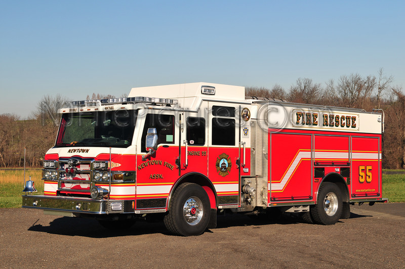 NEWTOWN, PA ENGINE 55