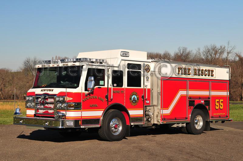 NEWTOWN, PA ENGINE 55