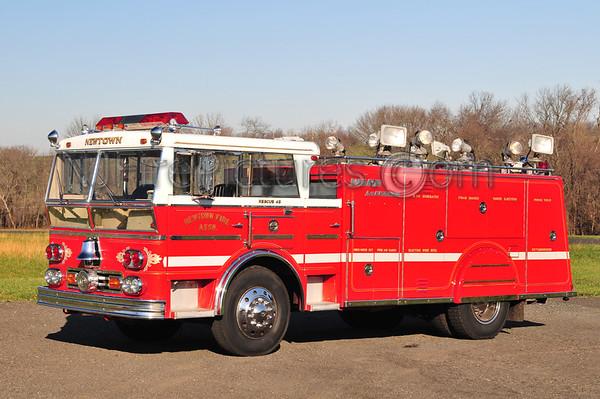 Bucks County Fire Apparatus