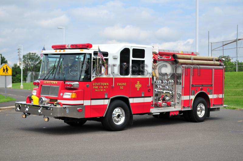 LEVITTOWN, PA ENGINE 32