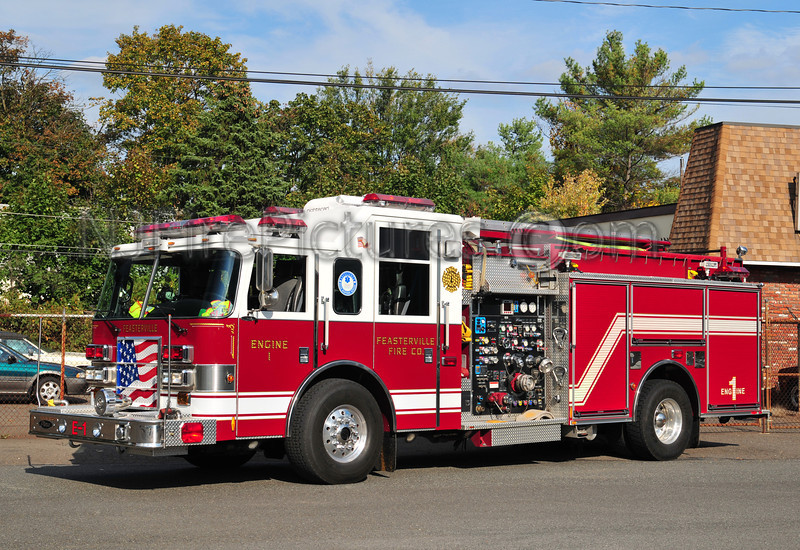 FEASTERVILLE, PA ENGINE 1