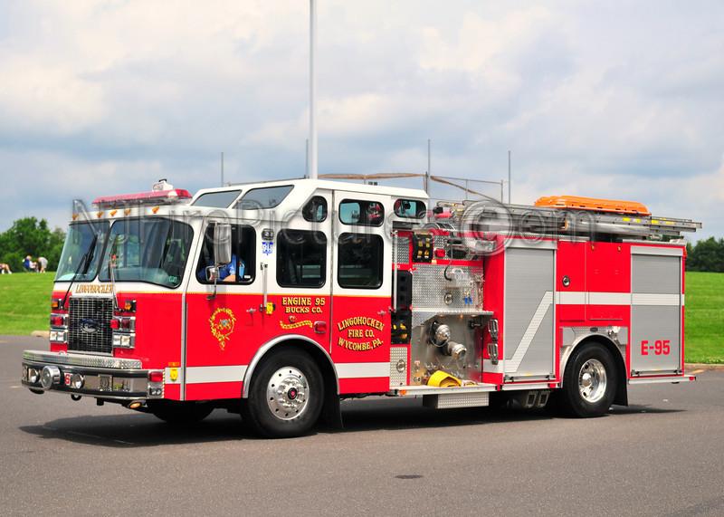 LINGOHOCKEN, PA ENGINE 95