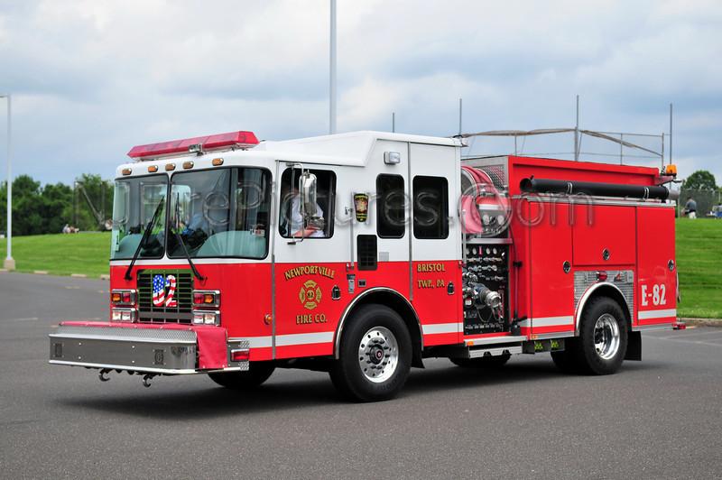 NEWPORTVILLE, PA ENGINE 82