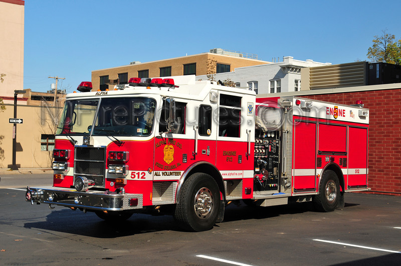 STATE COLLEGE, PA ENGINE 512