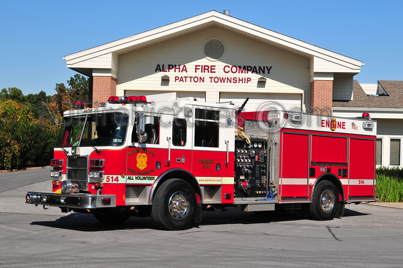 STATE COLLEGE, PA ENGINE 514