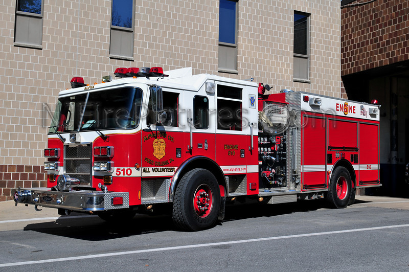 STATE COLLEGE, PA ENGINE 510