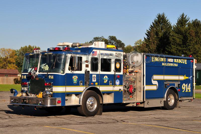 MILESBURG, PA ENGINE 914