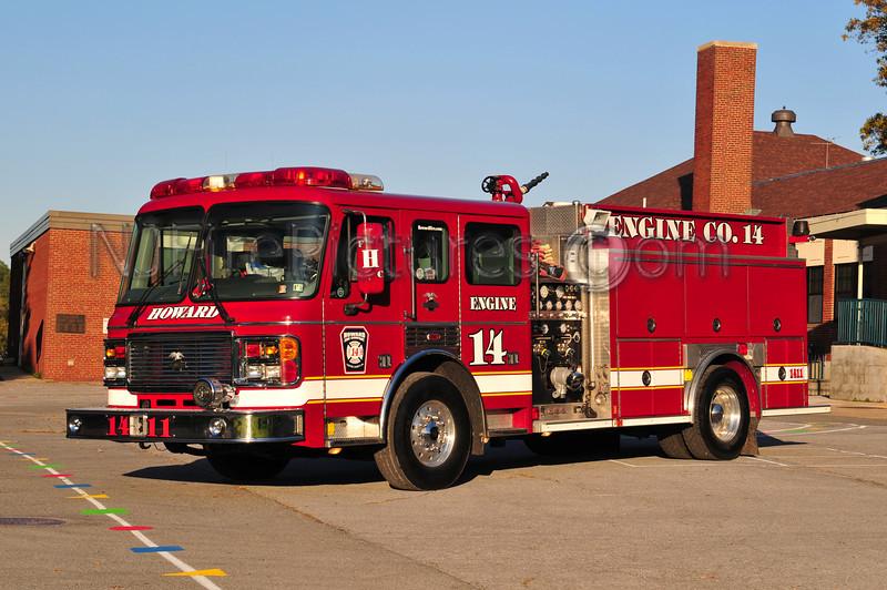 HOWARD, PA ENGINE 1411