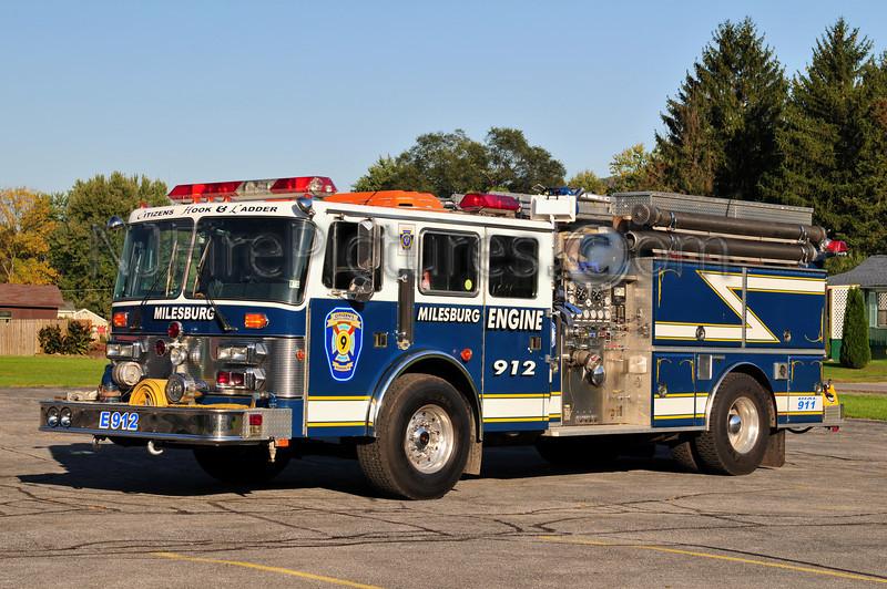 MILESBURG, PA ENGINE 912