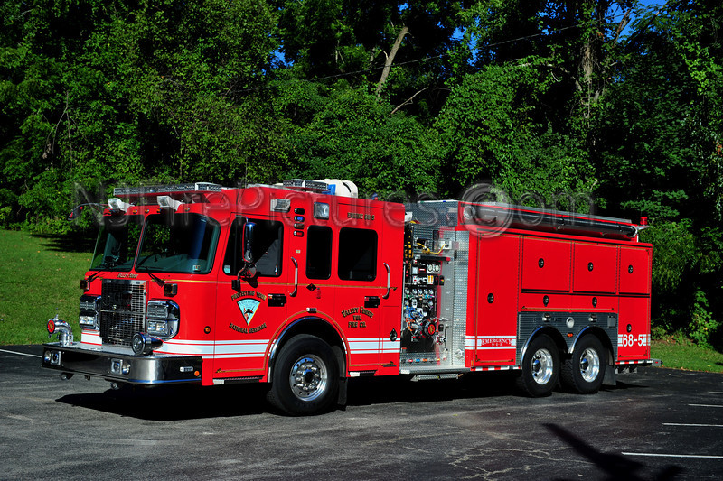 VALLEY FORGE ENGINE 68-5 - 2008 SPARTAN/MARION 2000/2500/60