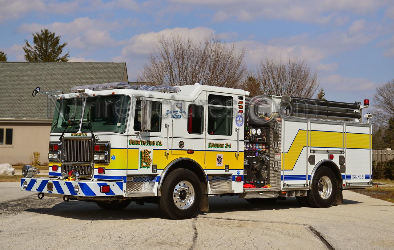 BERWYN, PA ENGINE 2-1