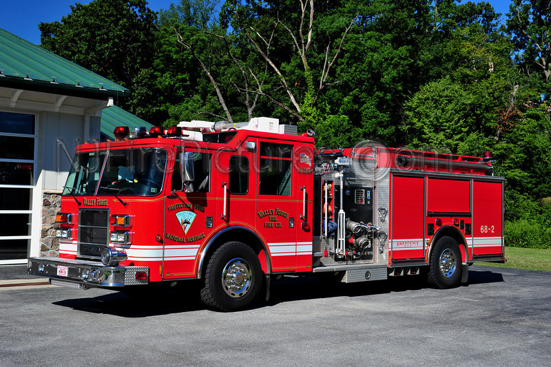 VALLEY FORGE, PA ENGINE 68-2