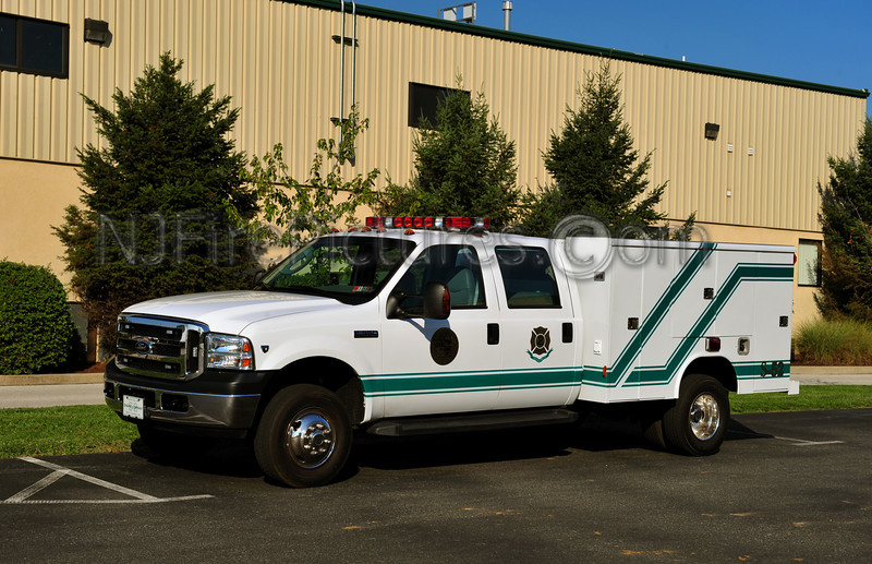 WEST CHESTER, PA SQUAD 52 -2006 FORD F350/READING EQUIPMENT